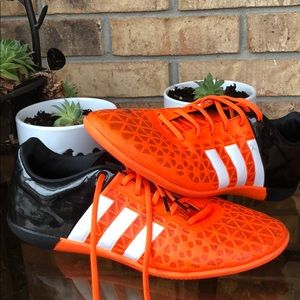 Adidas Mens Indoor Soccer Shoes
